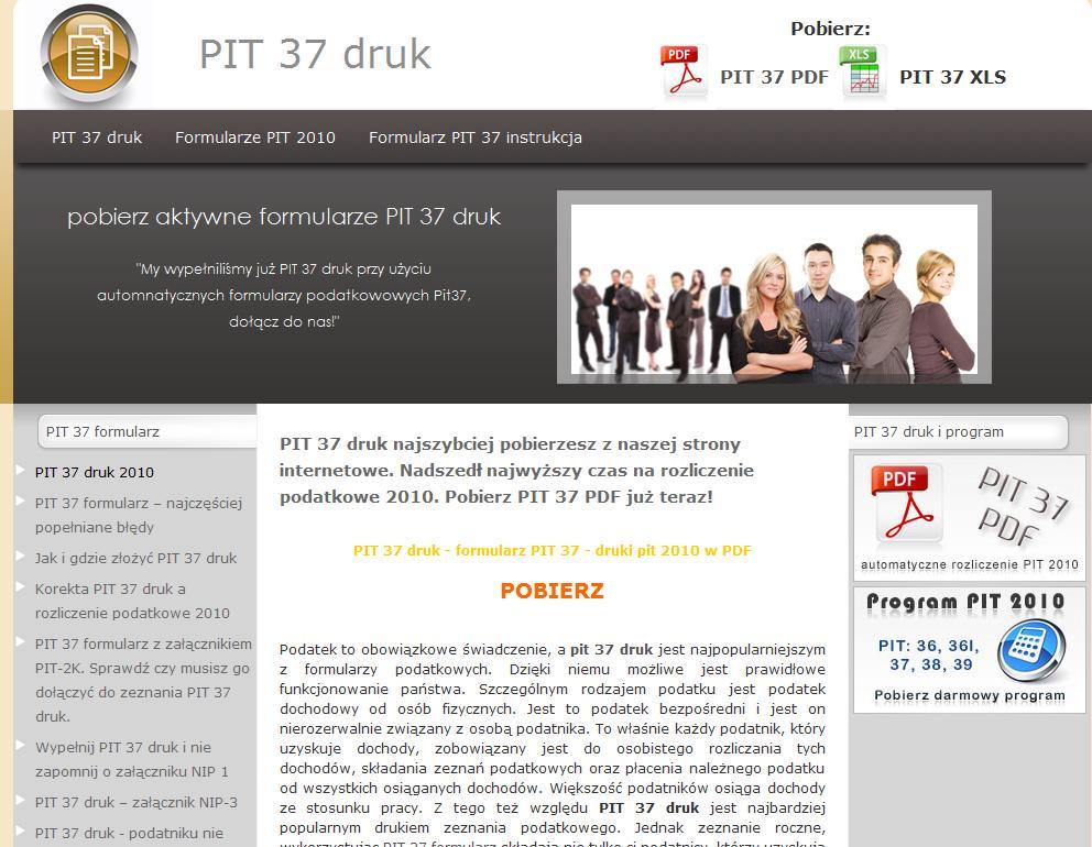 Wype nienie pit 37 instrukcja ClicktoFax